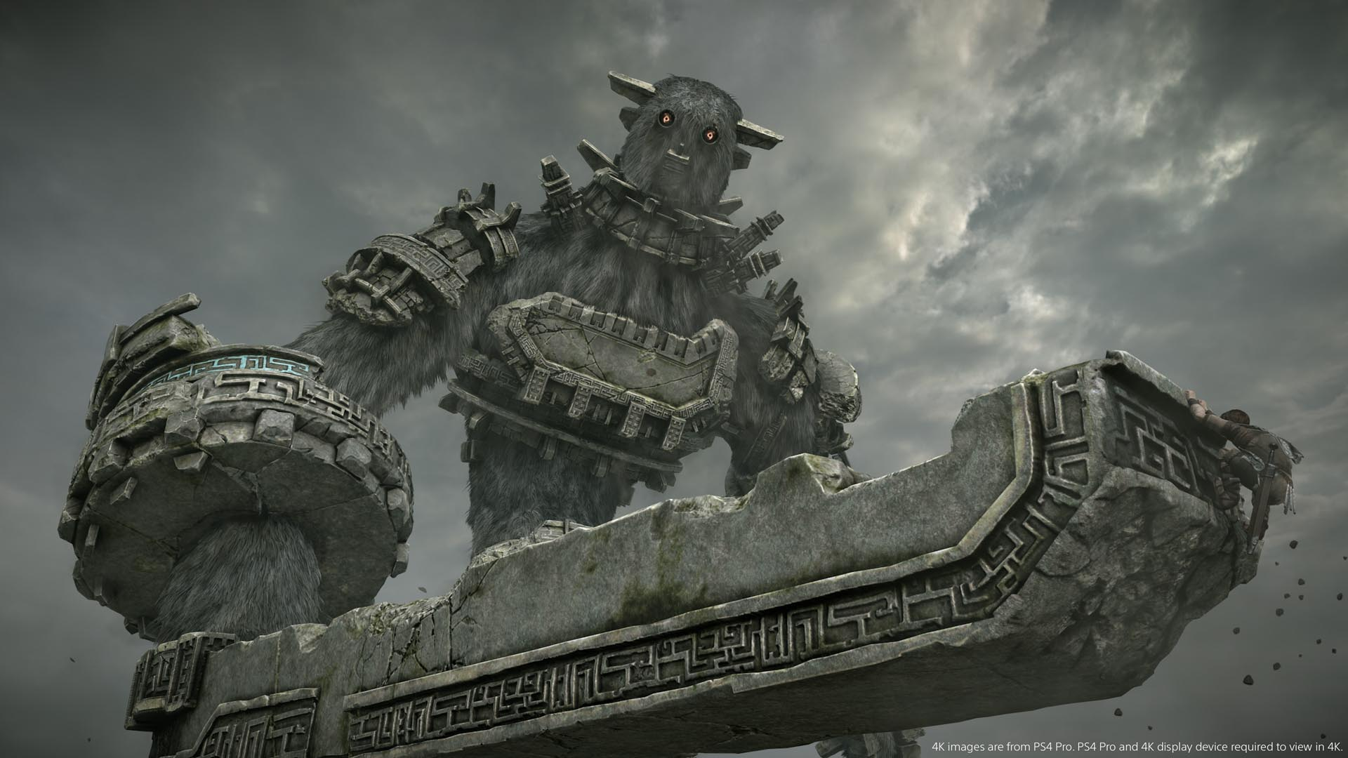 Shadow of the Colossus PS4 screenshot 02