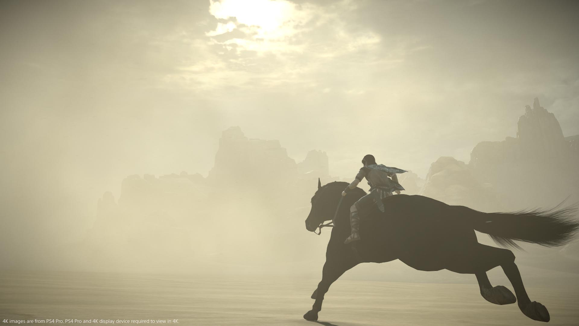 Shadow of the Colossus PS4 screenshot 05
