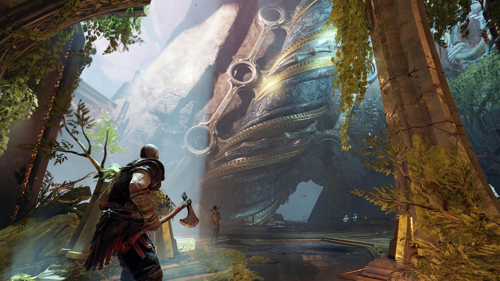 God of War PS4 review 02