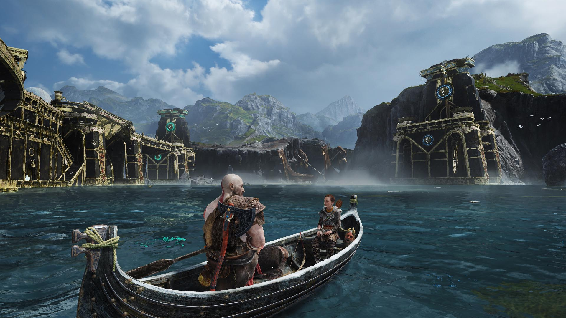 God of War PS4 review 03