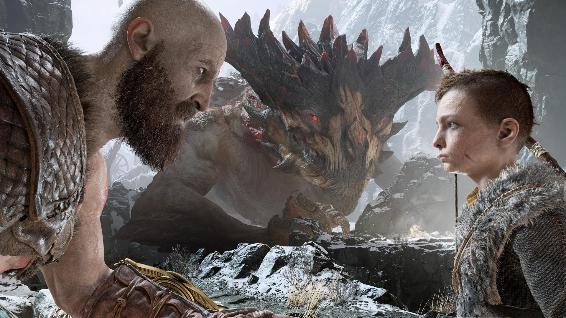 God of War PS4 review 04
