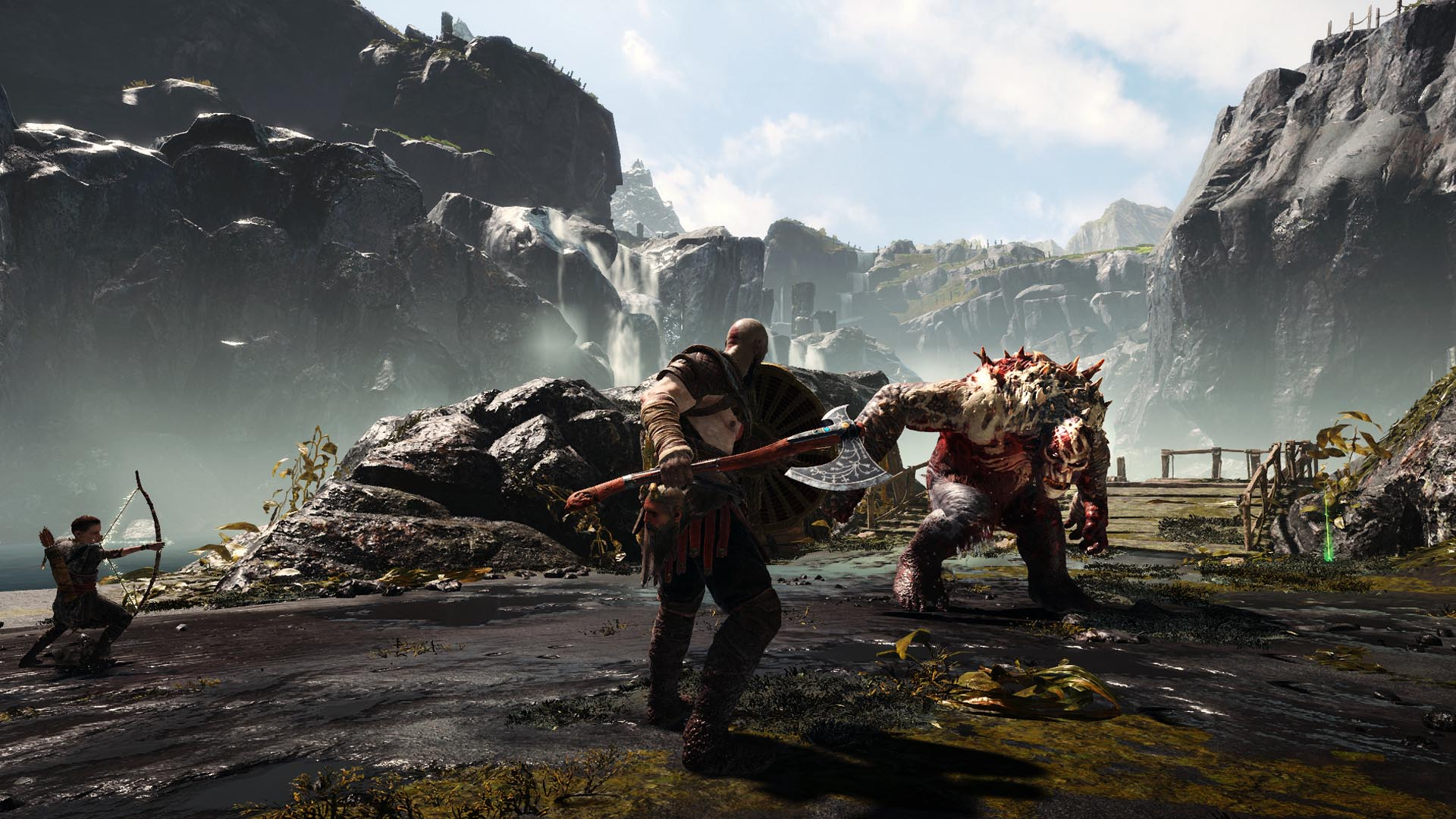 God of War PS4 review 05