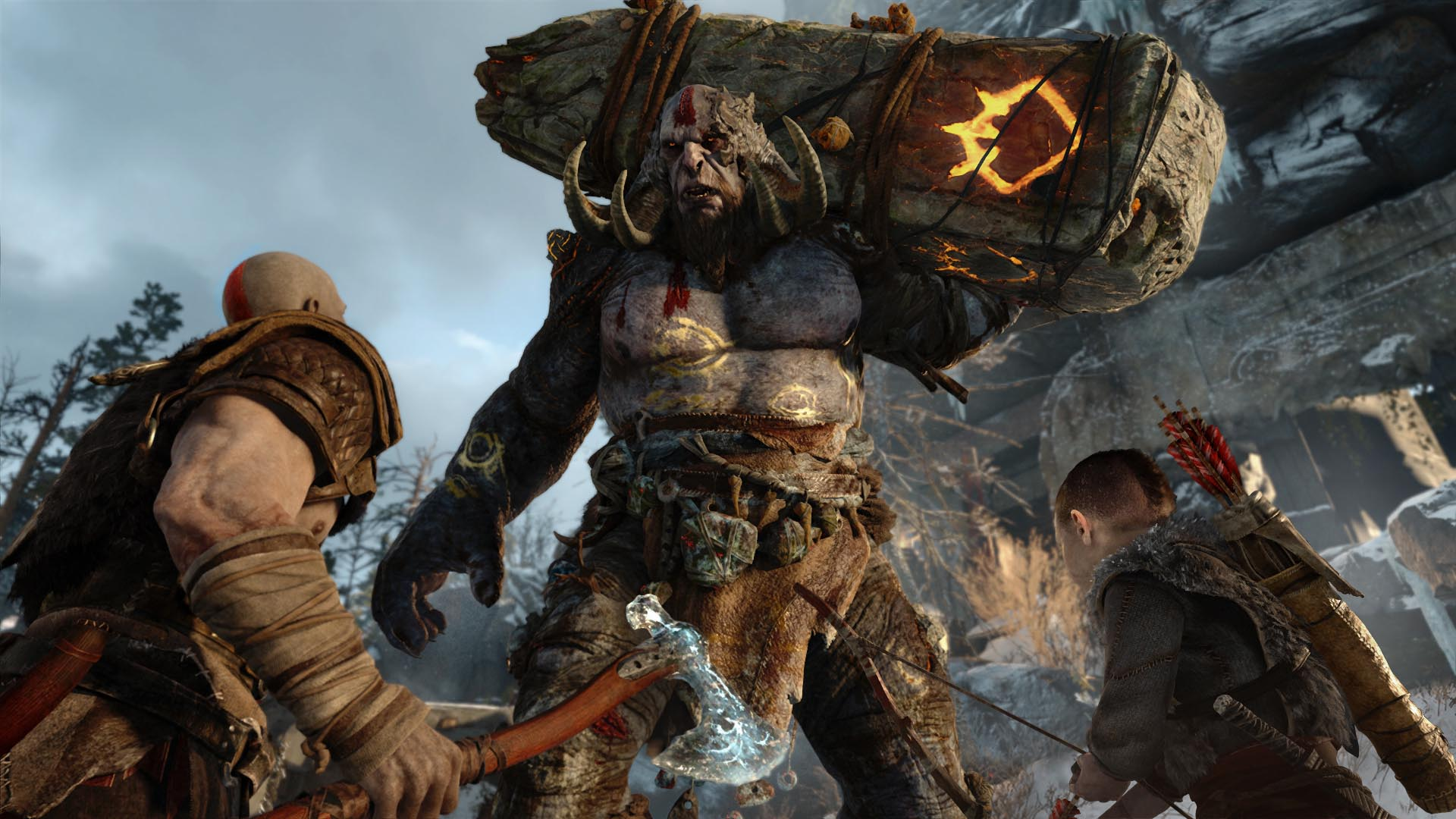 God of War PS4 review 06
