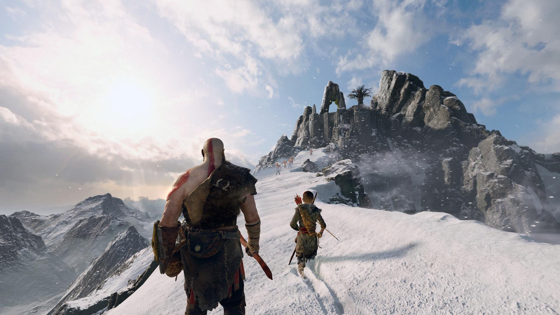 God of War PS4 review 08