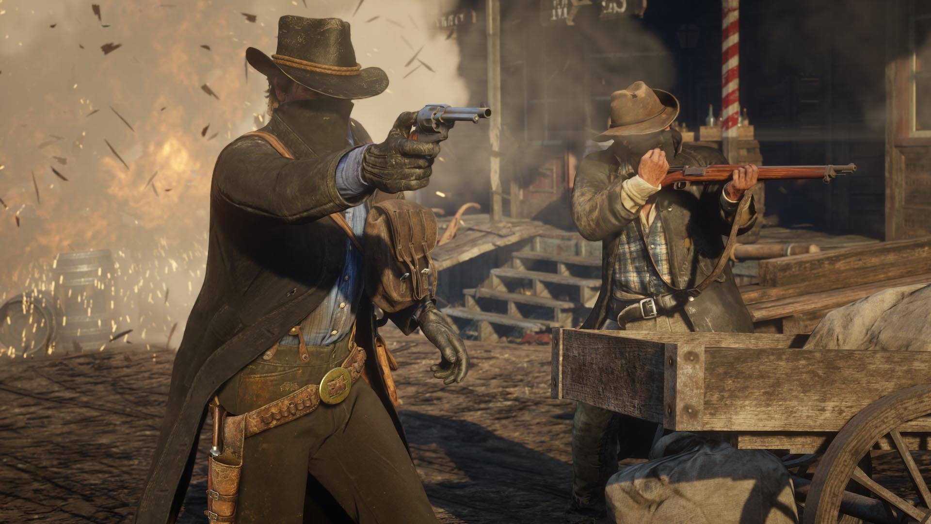 Red Dead Redemption 2 review 01