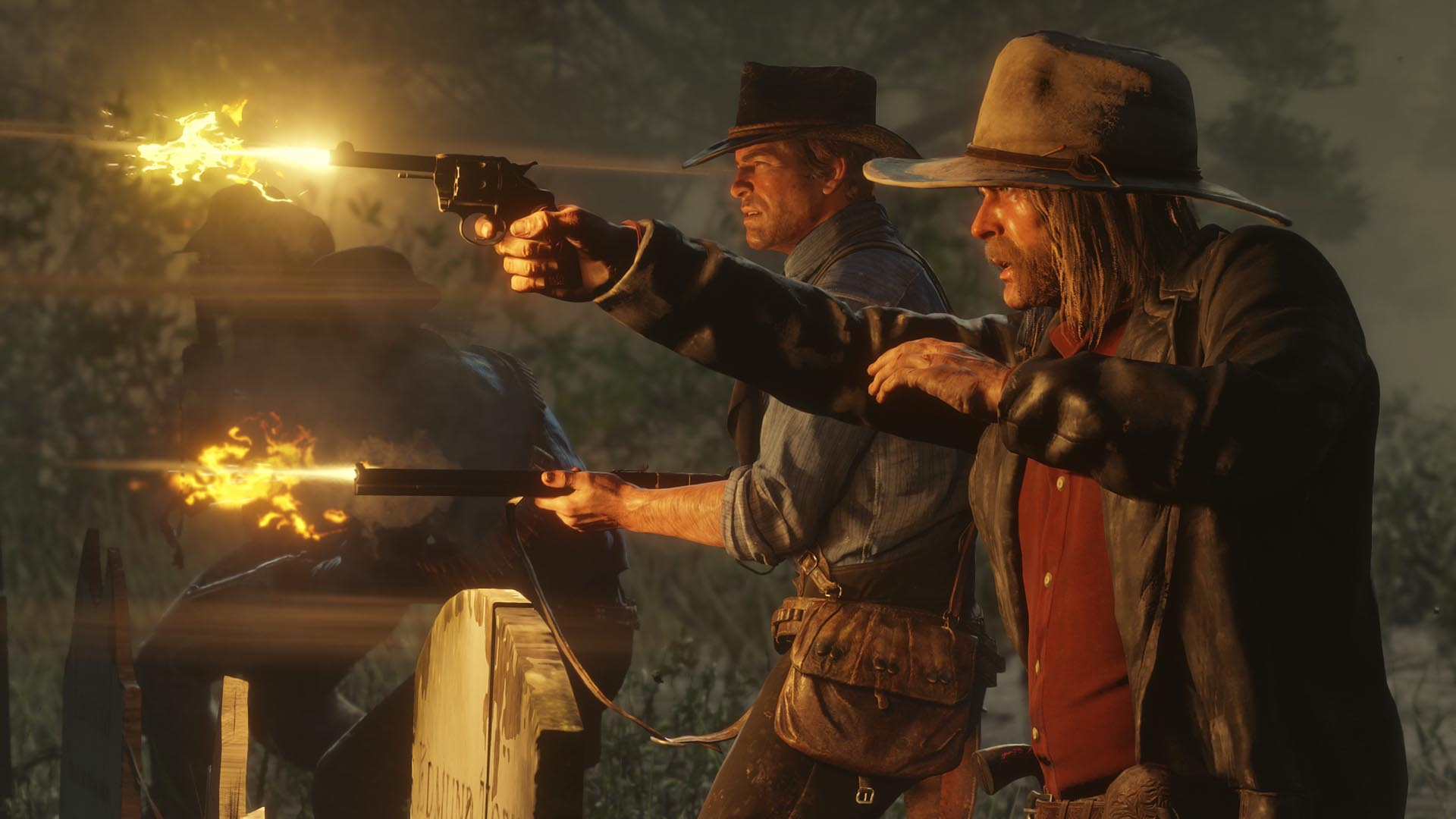 Red Dead Redemption 2 review 03