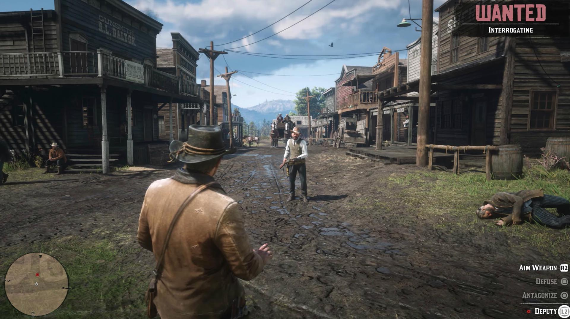 Red Dead Redemption 2 review 04