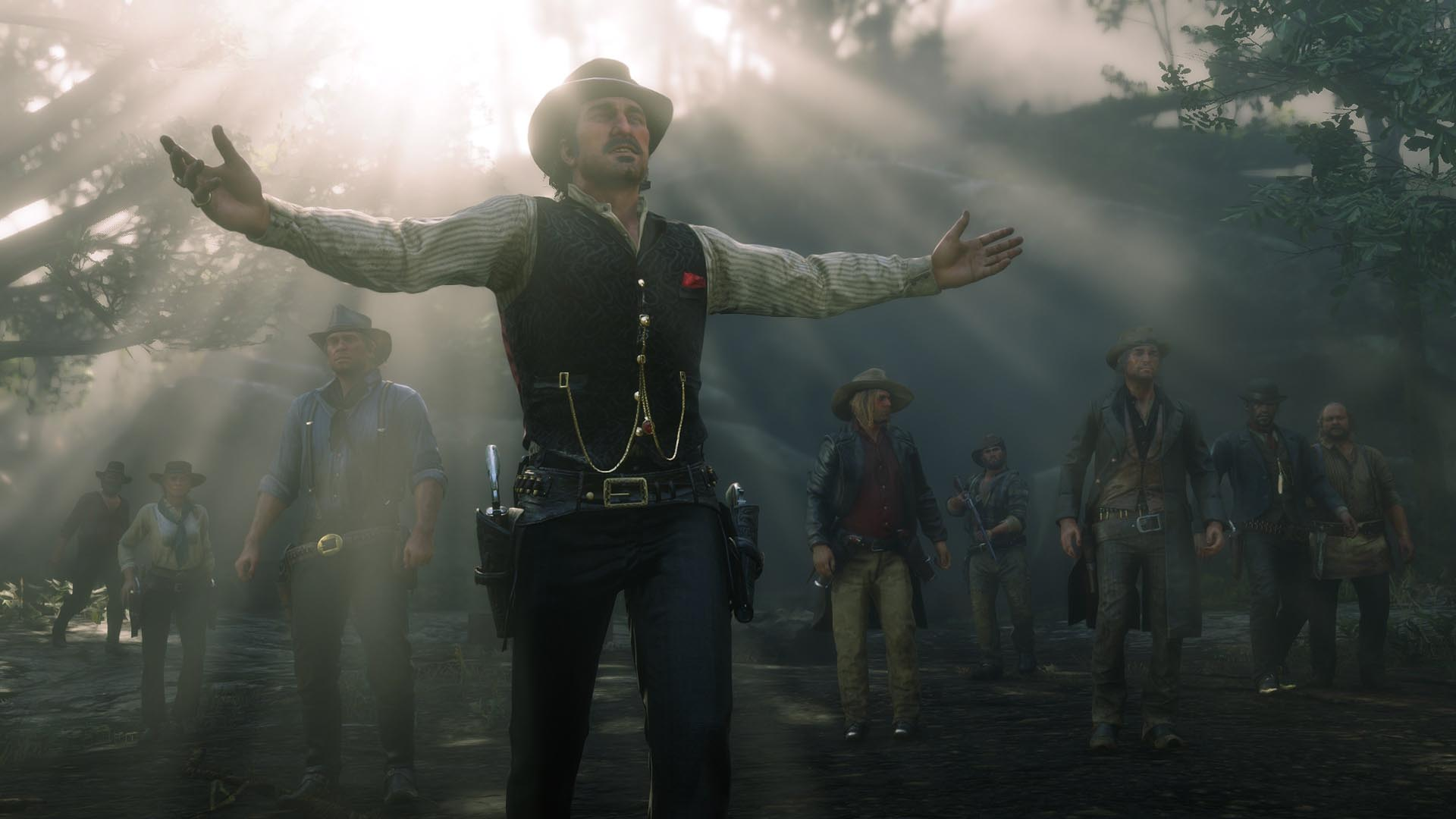 Red Dead Redemption 2 review 05
