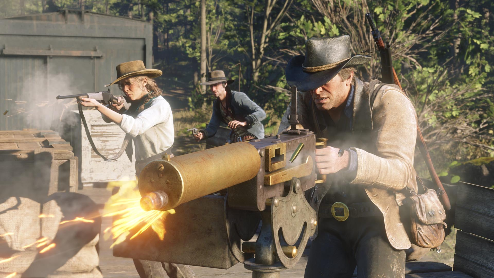 Red Dead Redemption 2 review 17