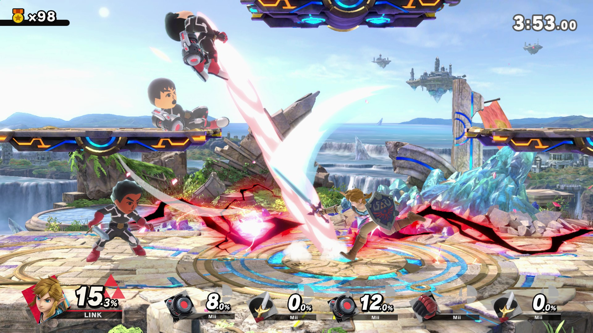super smash bros ultimate review 5