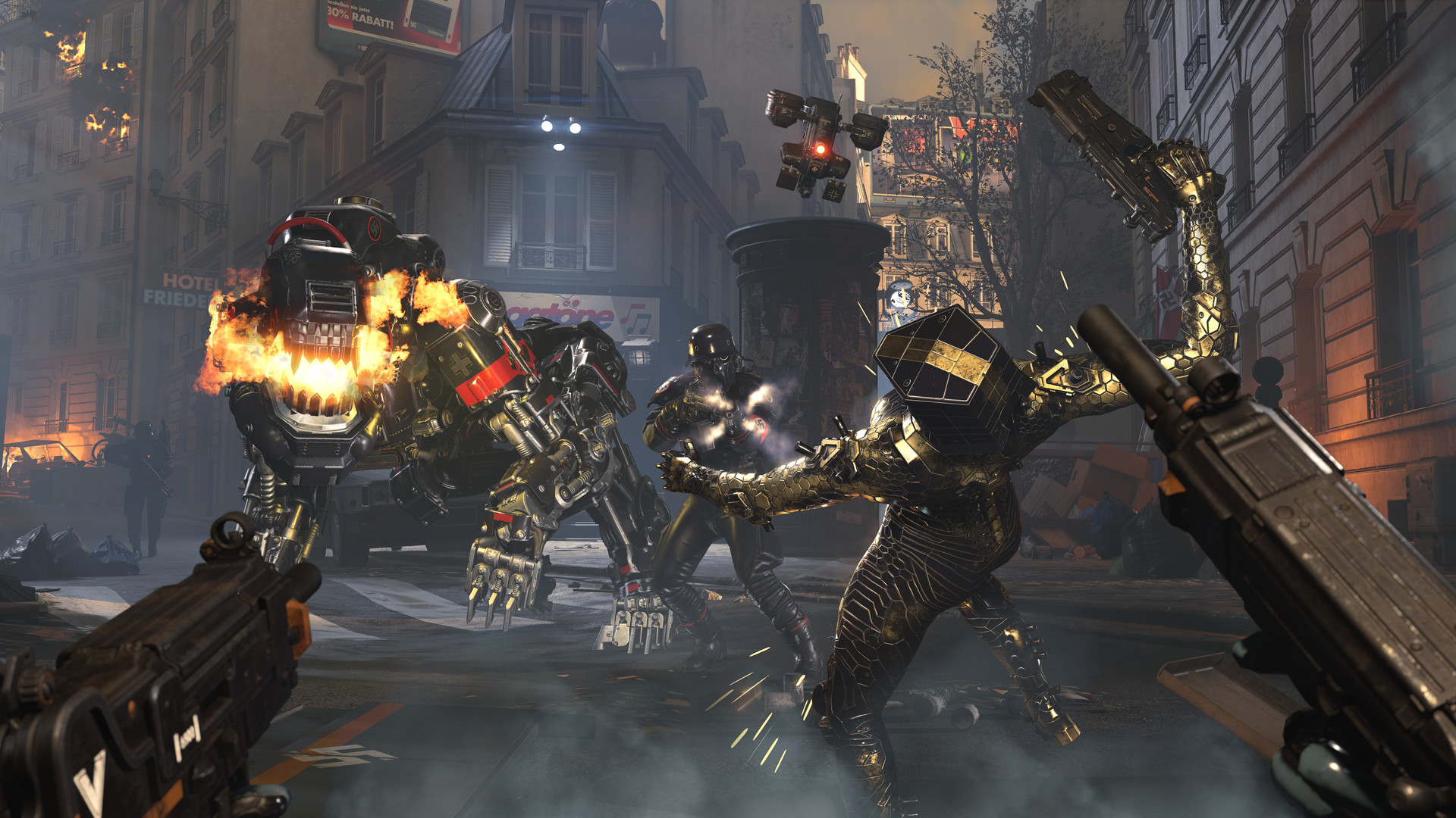 Wolfenstein Younblood image 2