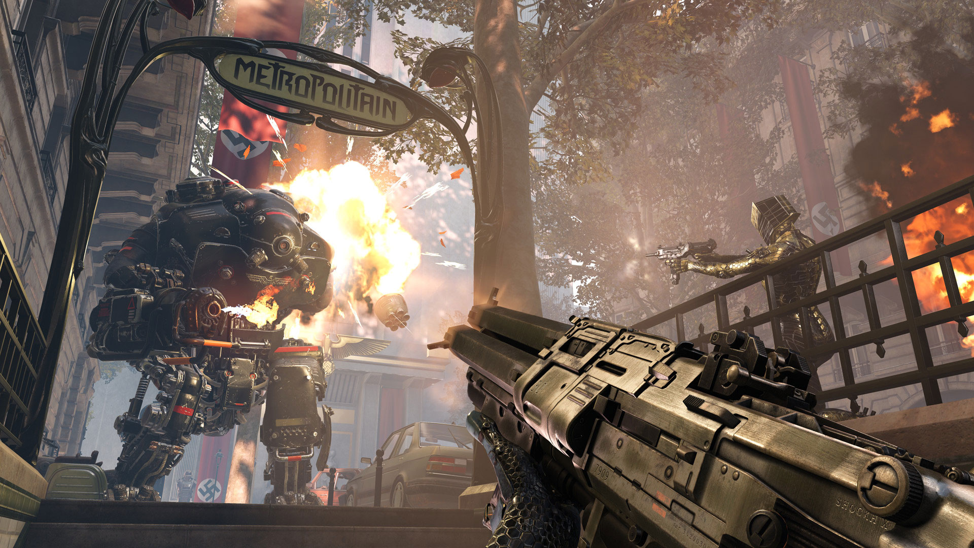 Wolfenstein Younblood image 5