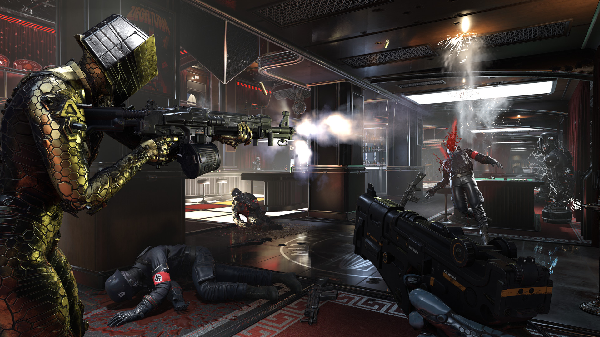 Wolfenstein Younblood image 7