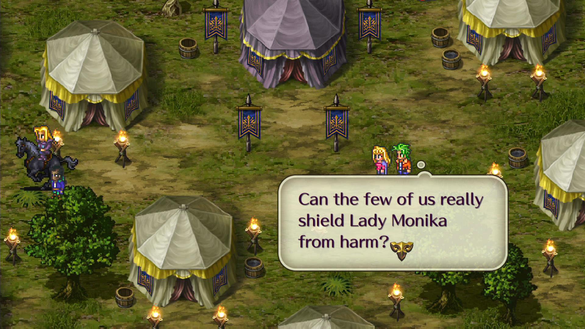 Romancing Saga 3 Screenshot Review 01