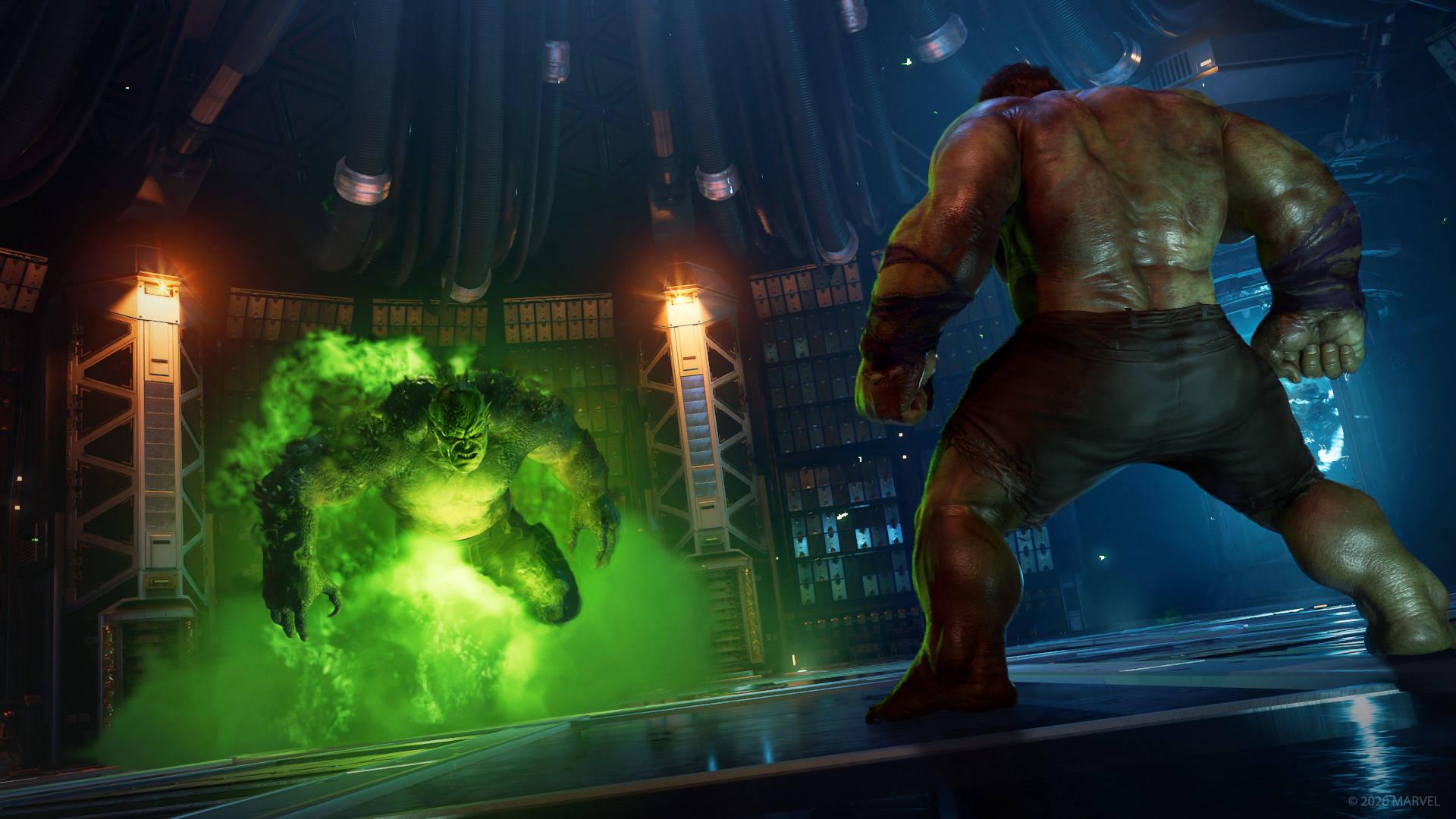 Marvels Avengers image 4