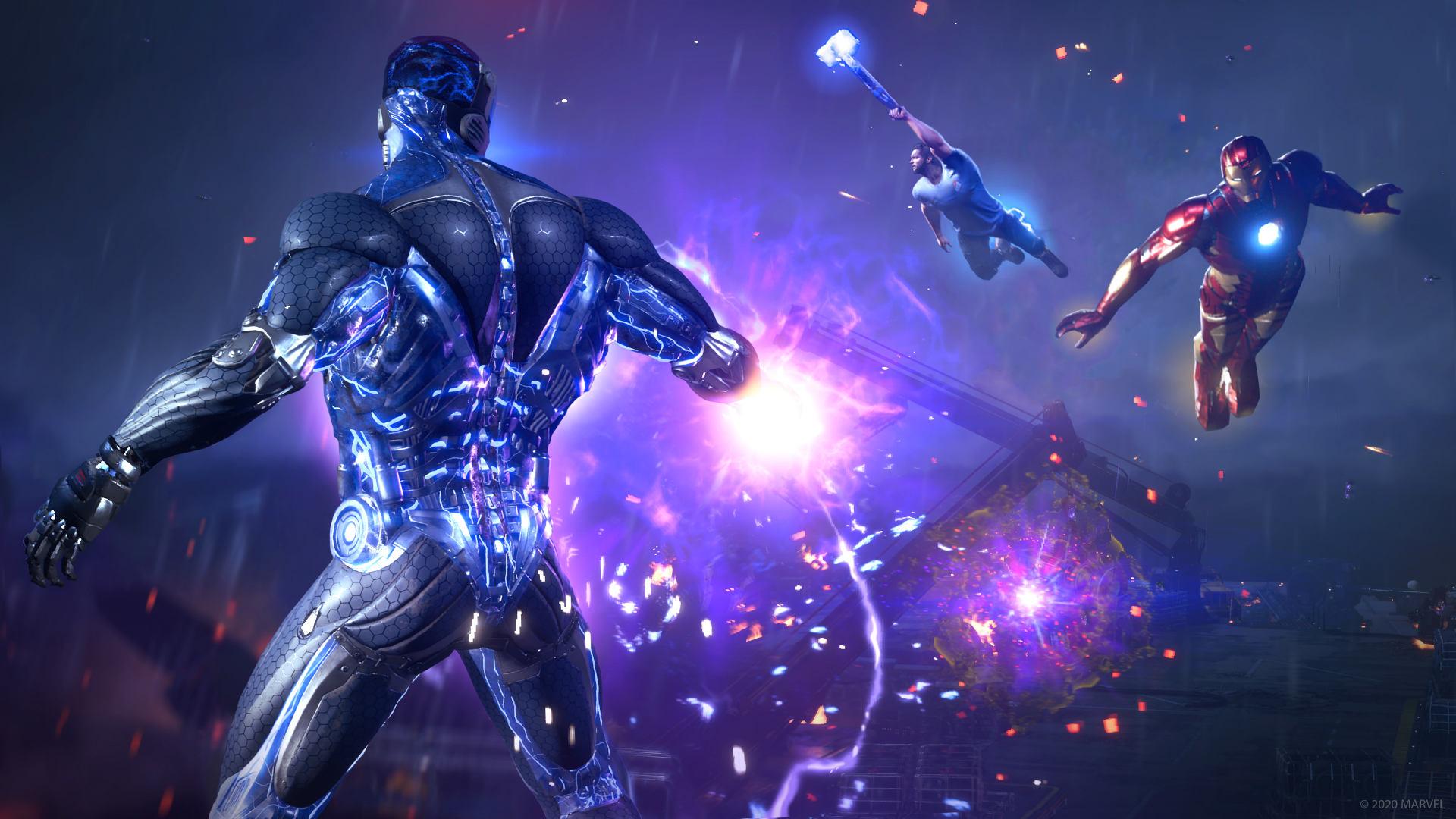 Marvels Avengers image 8
