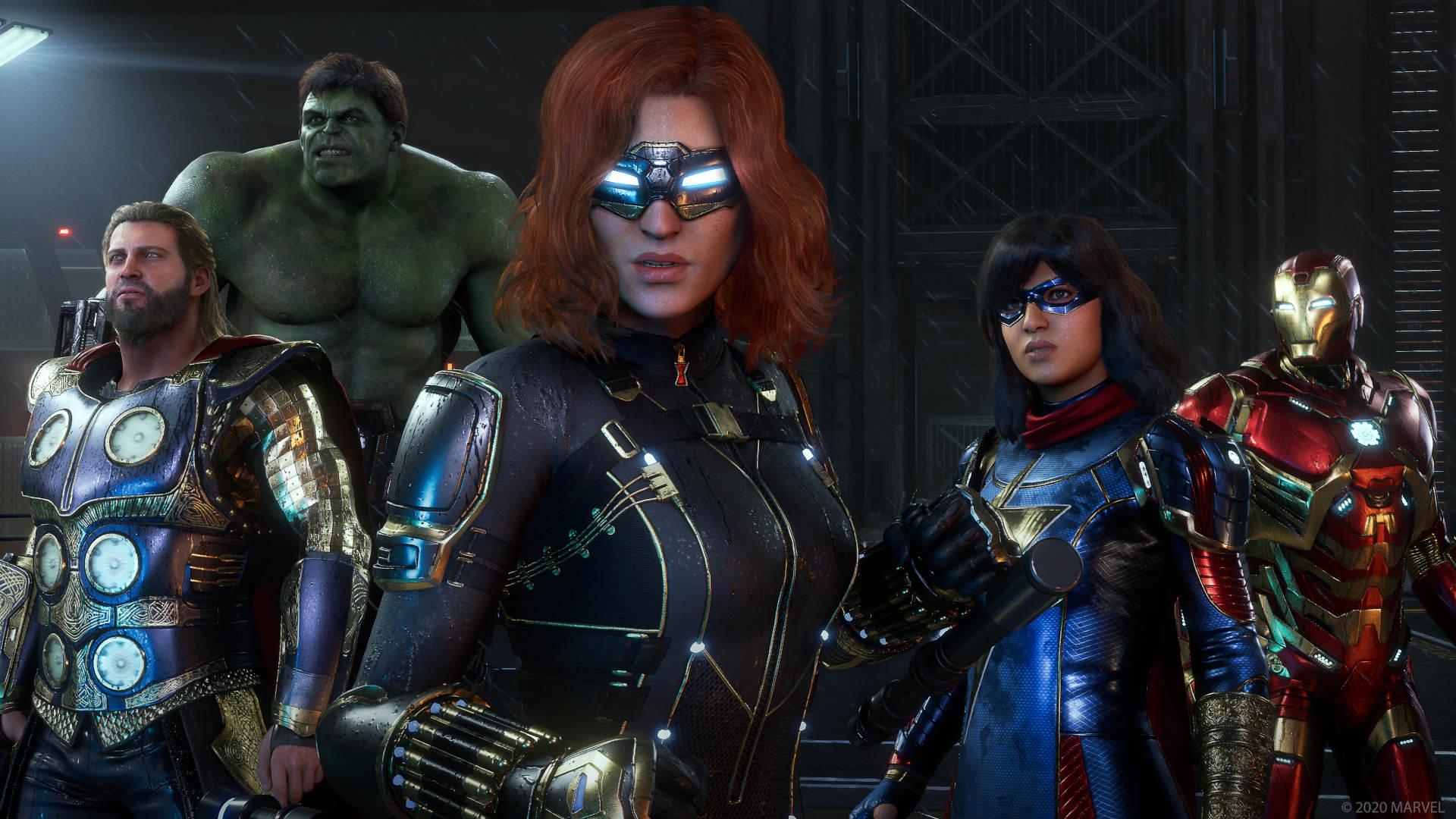 Marvels Avengers image 9