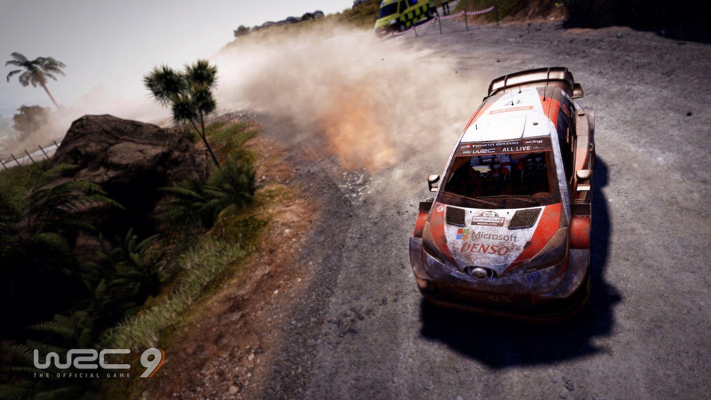 WRC 9 image 3