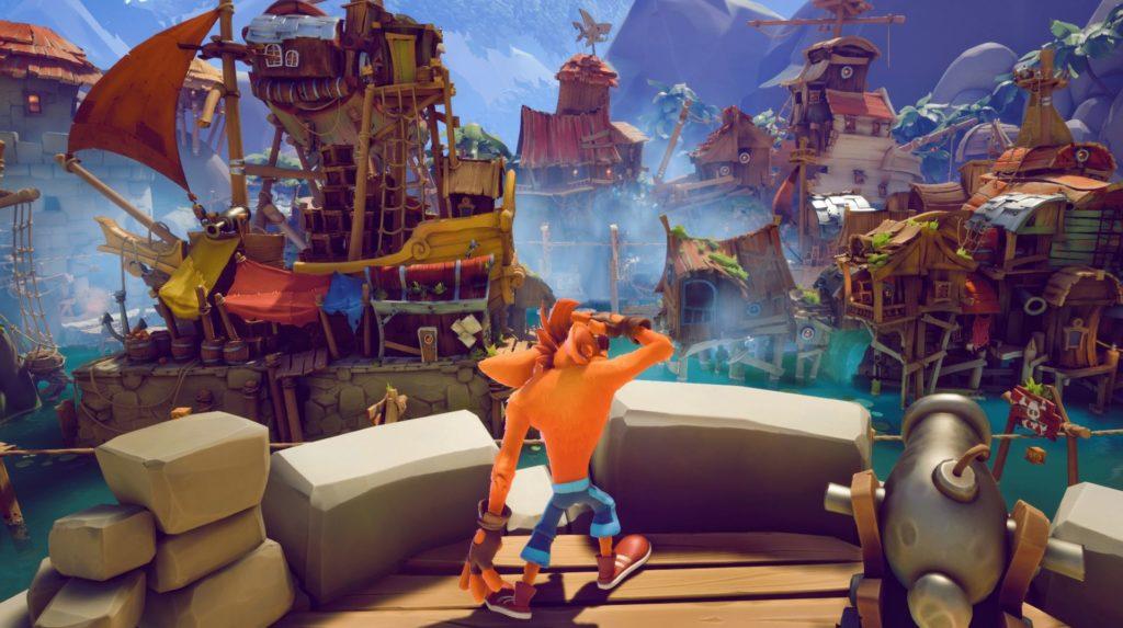 Crash Bandicoot 4: It's About Time screenshot 1