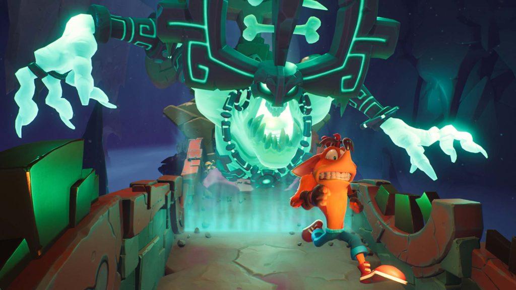 Crash Bandicoot 4: It's About Time screenshot 4