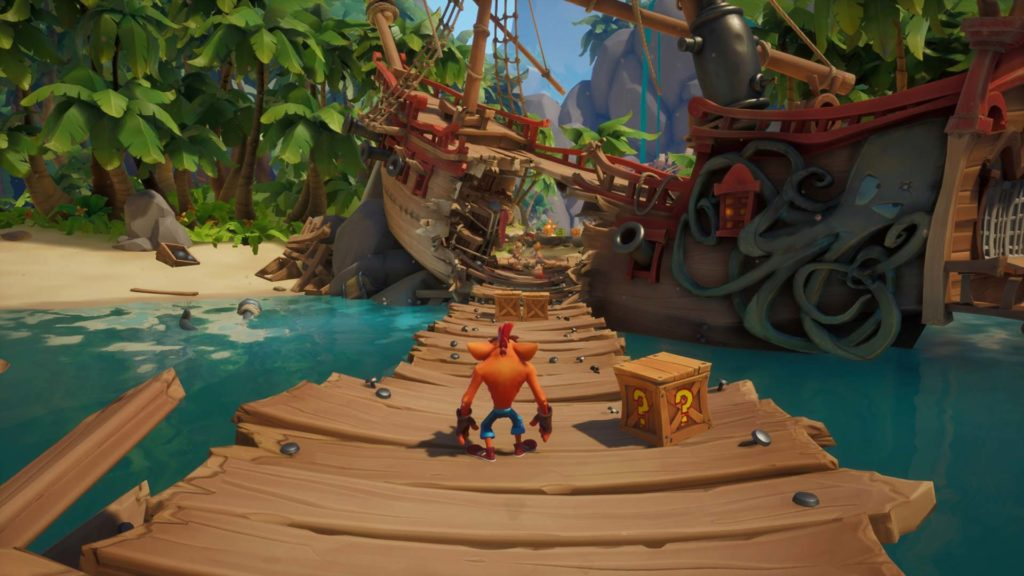 Crash Bandicoot 4: It's About Time screenshot 5