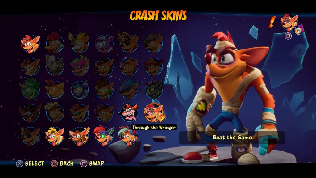 Crash Bandicoot 4: It's About Time screenshot 7