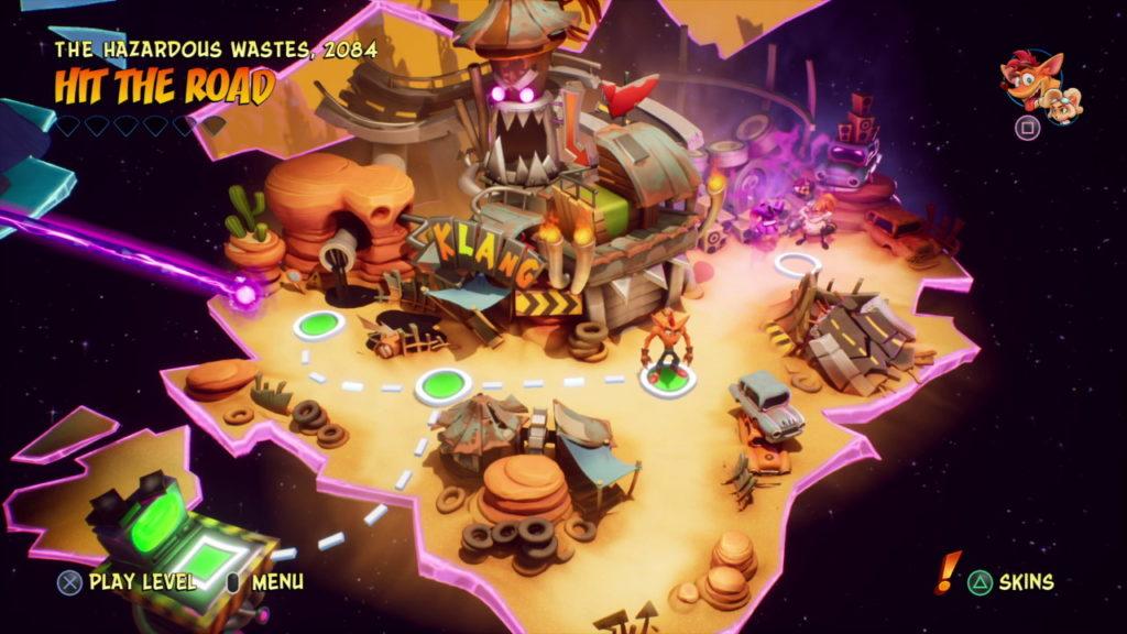 Crash Bandicoot 4: It's About Time screenshot 8