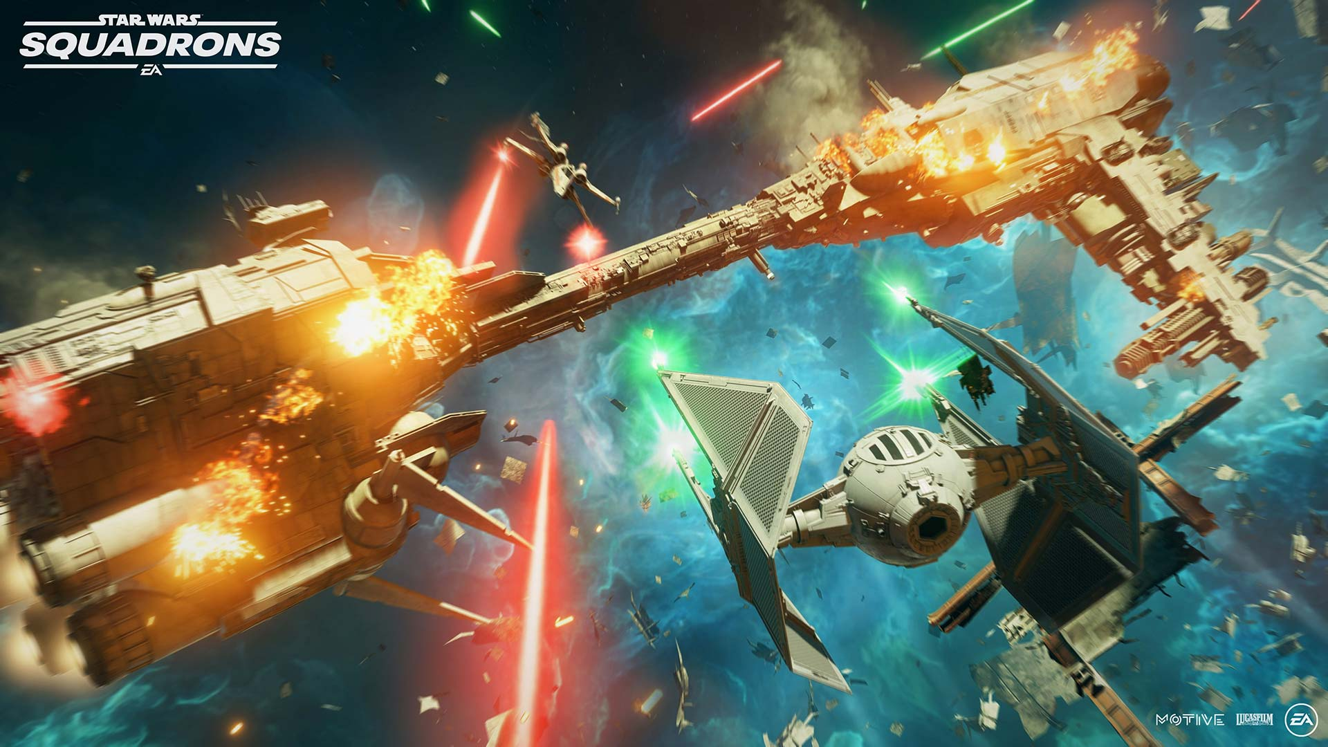 Star Wars Squadrons review image 1