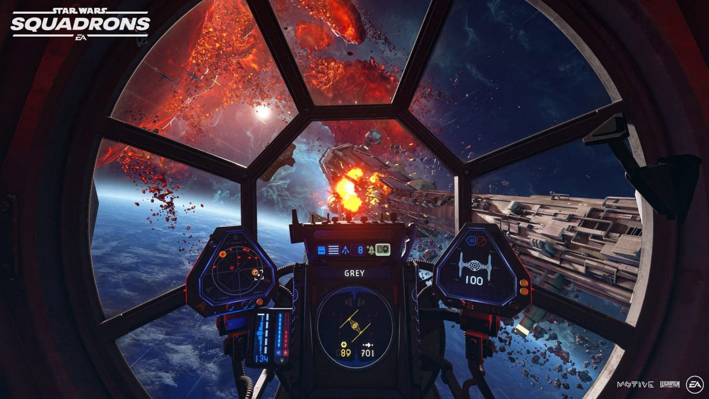 Star Wars Squadrons review image 5