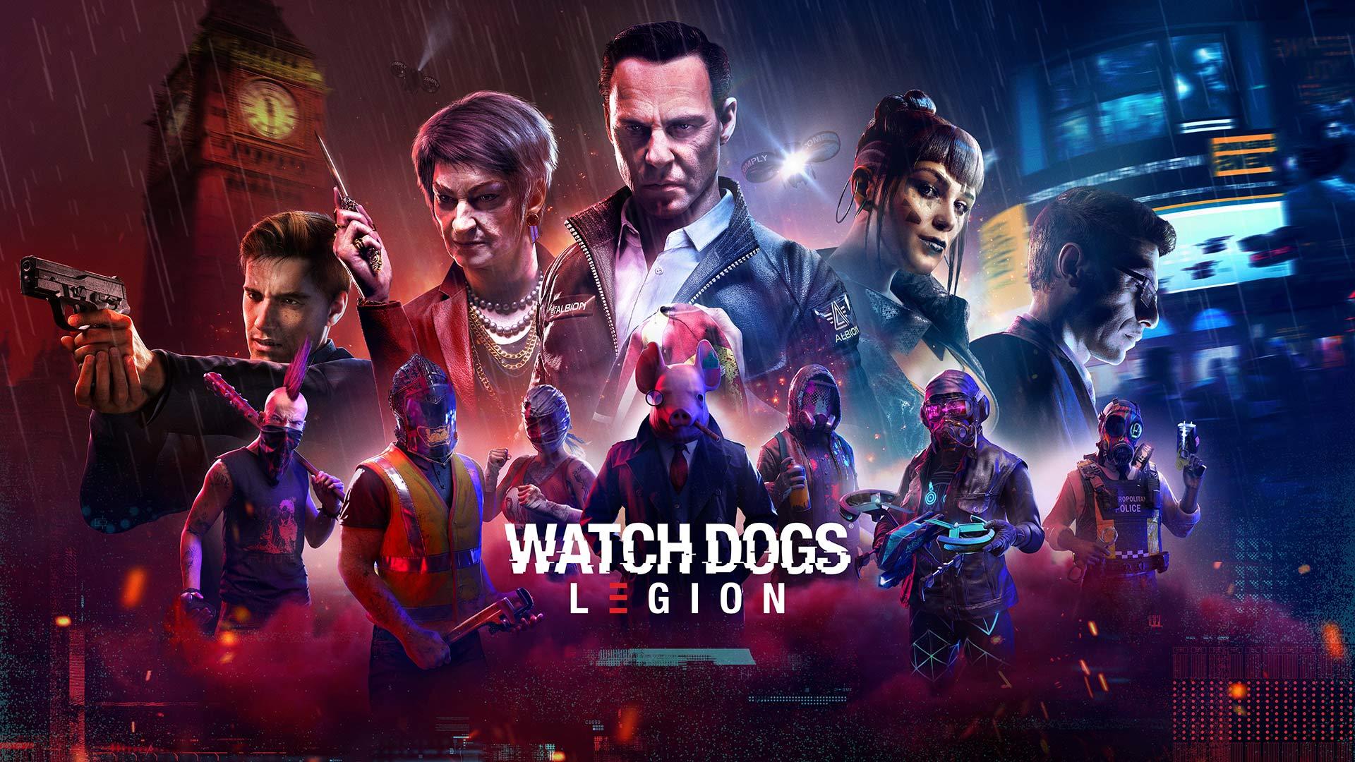 watch dogs legion ubisoft