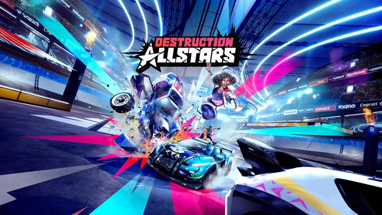 Destruction Allstars multiplayer playstation 5