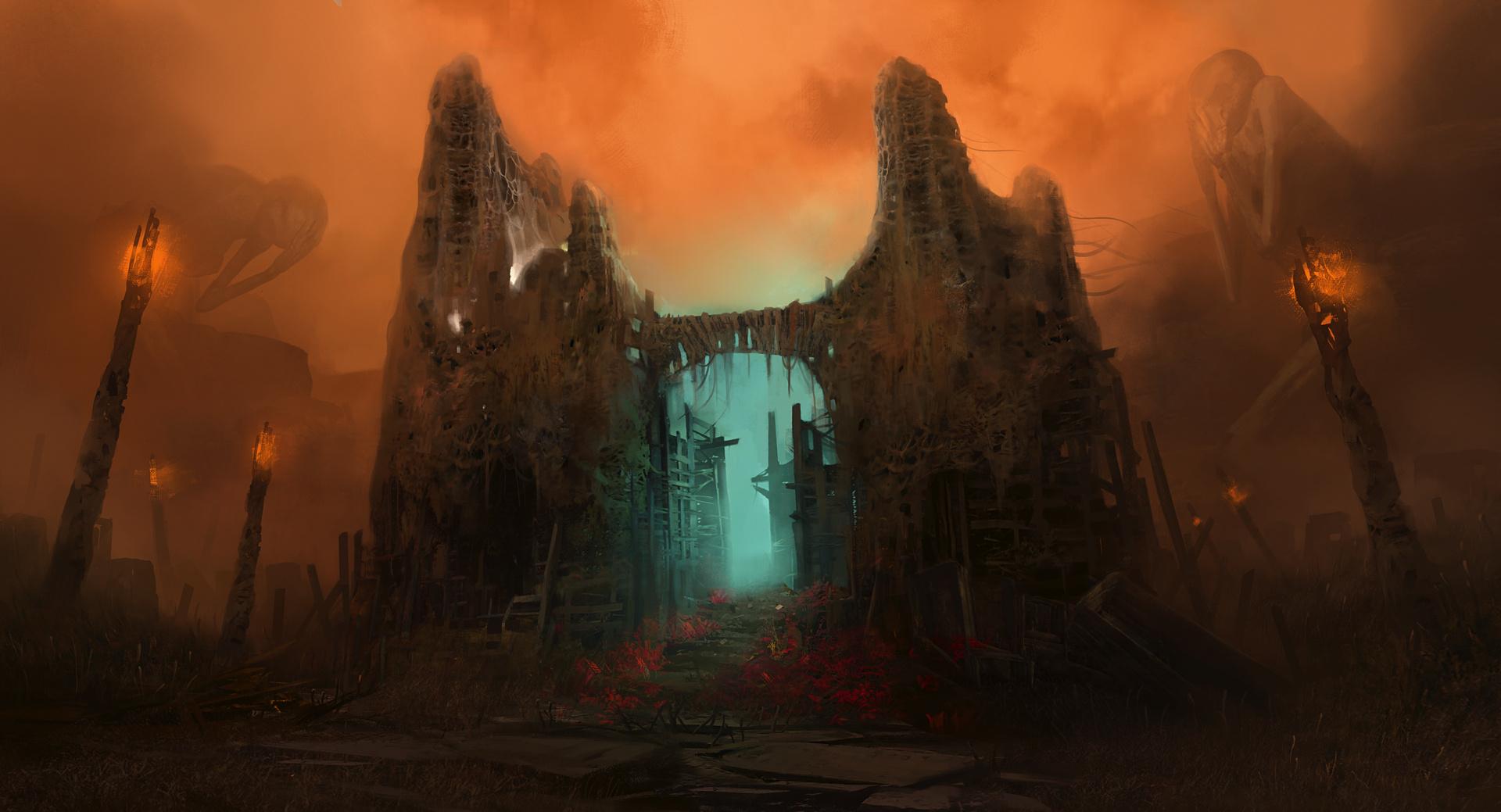 themedium_conceptart_abandonedhouse