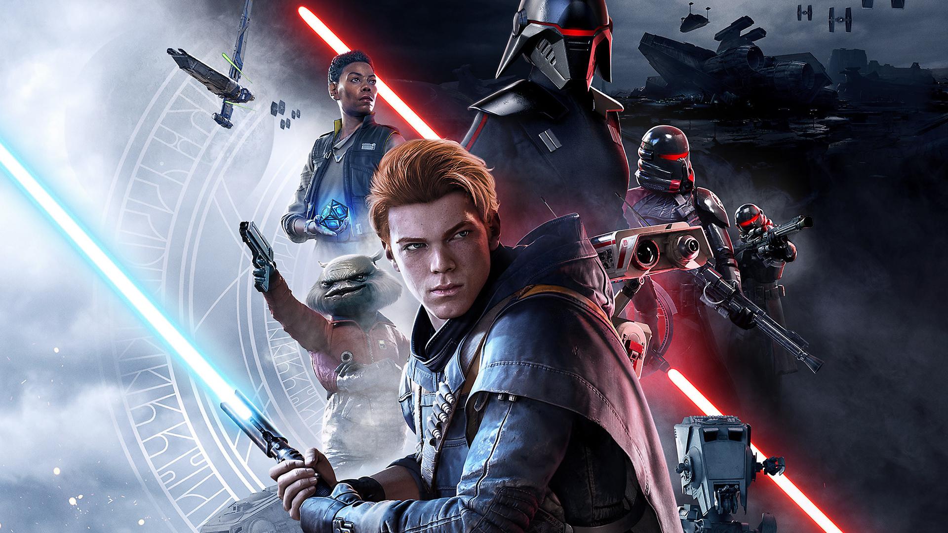 Fallen Order Star Wars Jedi