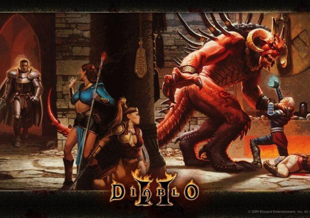 Diablo II Vicarious Visions