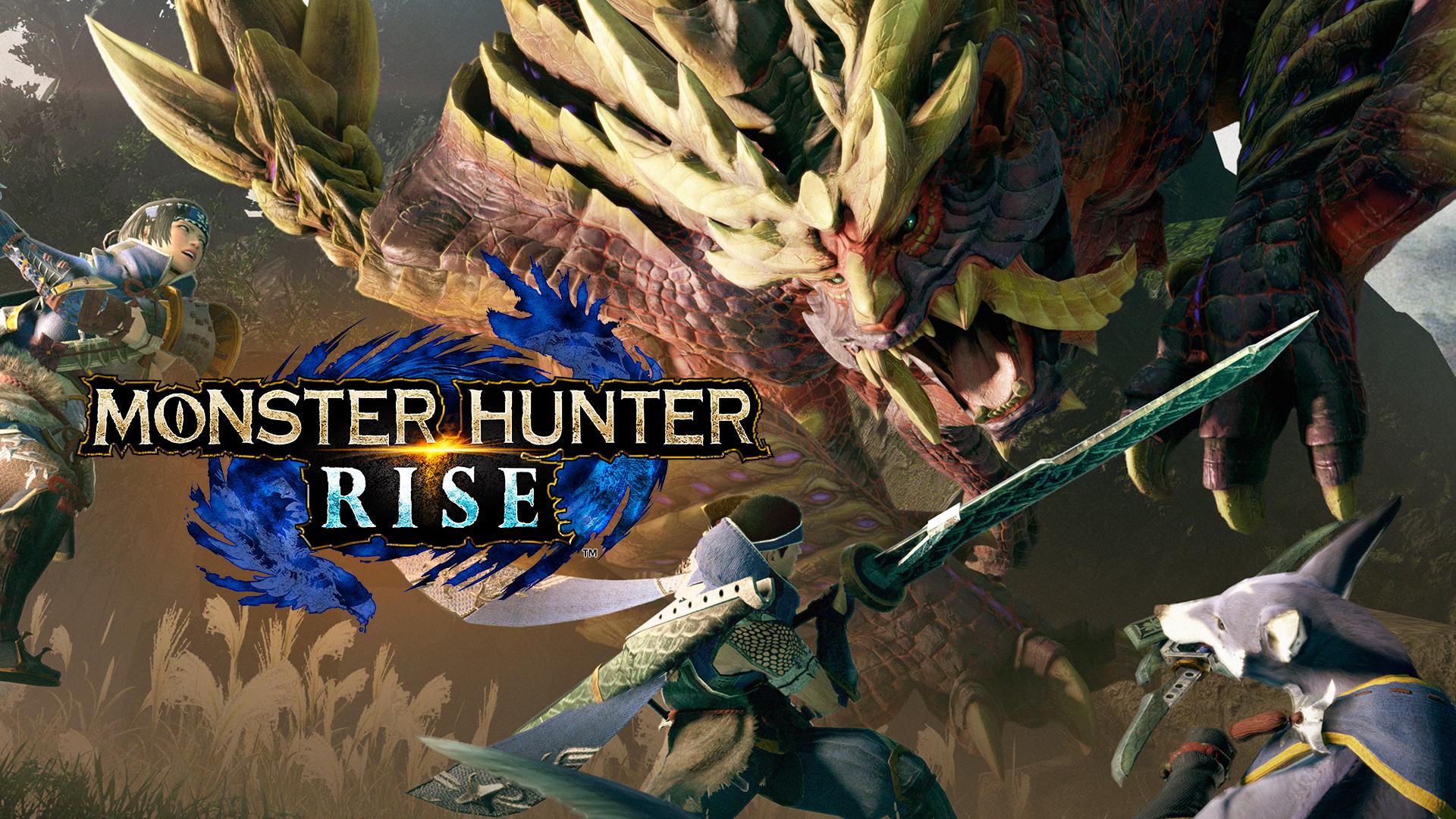 Πληροφορίες για το Monster Hunter Rise