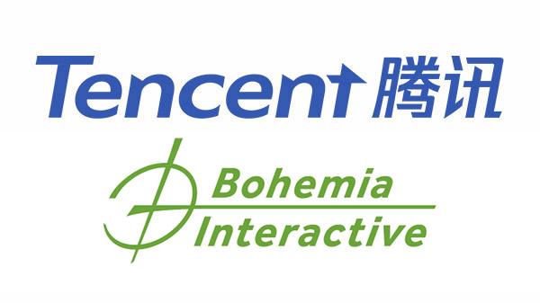 Εξαγορά μετοχών της Bohemia Interactive από την Tencent.