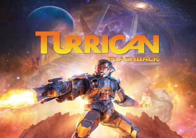 Διαθέσιμη η συλλογή Turrican Flashback