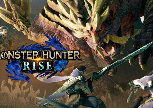 λανσάρισμα Monster Hunter Rise