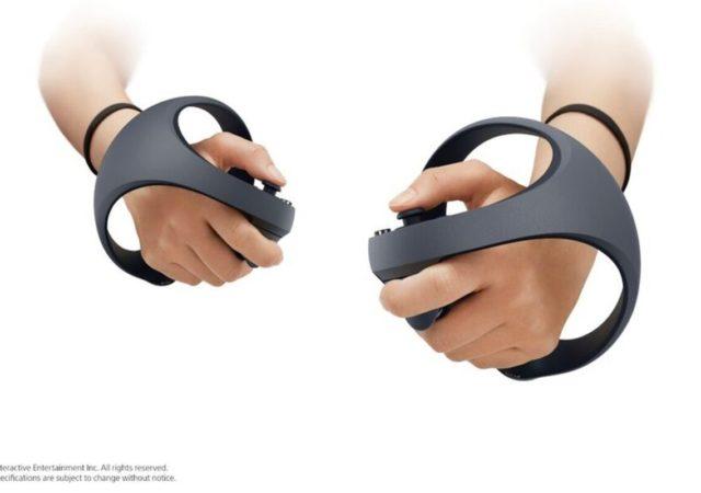 Νέο PS VR controller