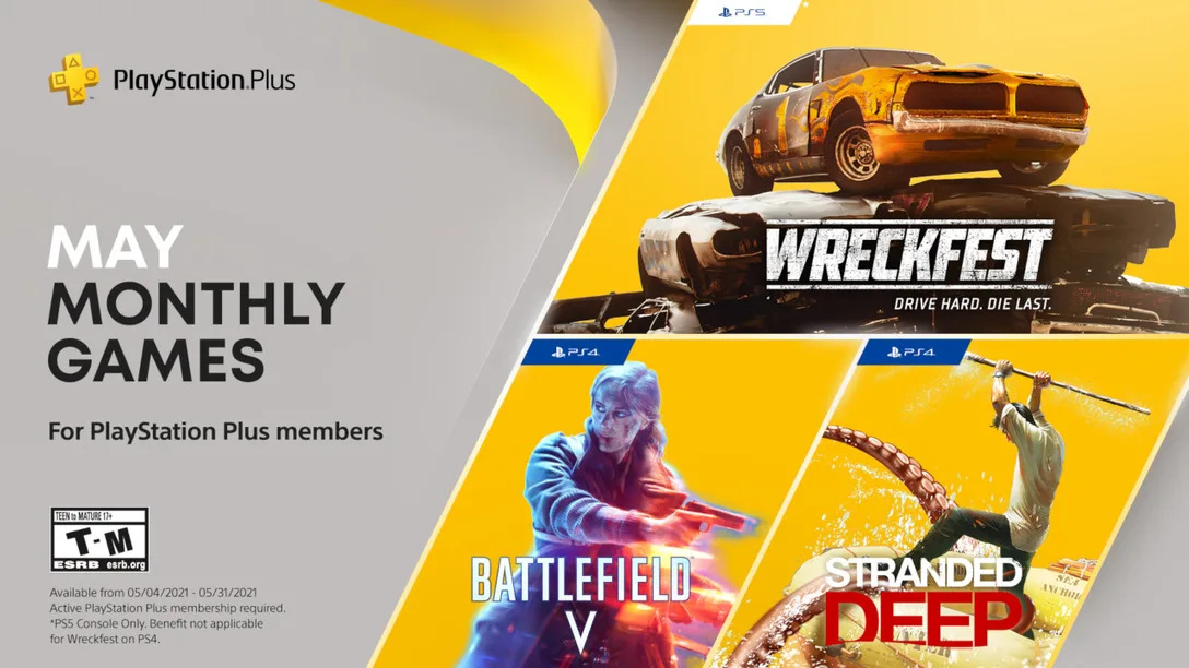 ps-plus-may 2021