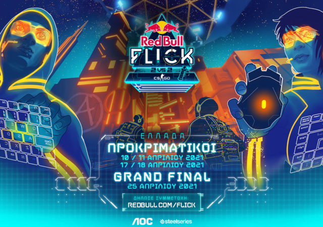 CS:GO - Red Bull Flick
